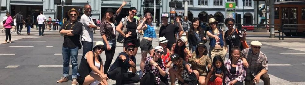 Bay Area Flash Mob – Changing the world – one dance at a time